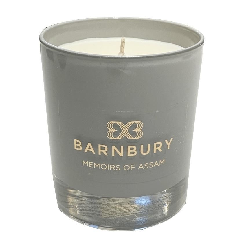 Memoirs of Assam Scented Candle - Barnbury
