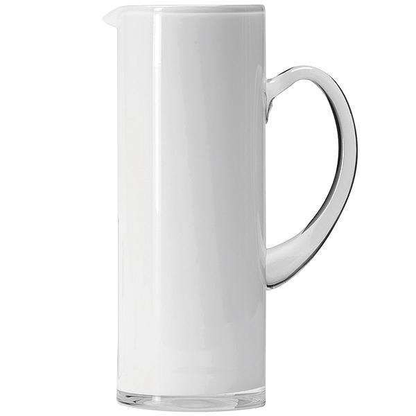 White Basis Jug - Barnbury