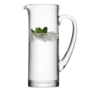 Basis Jug - Clear - Barnbury