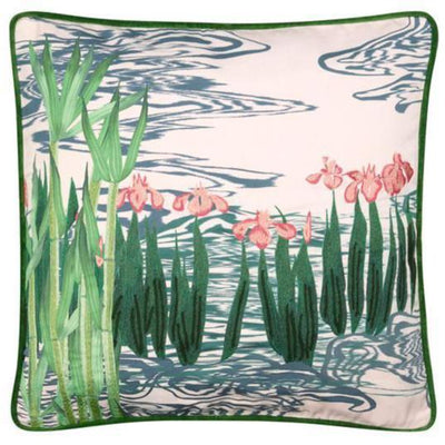 Christian Lacroix Ondine Bourgeon Cushion - Barnbury