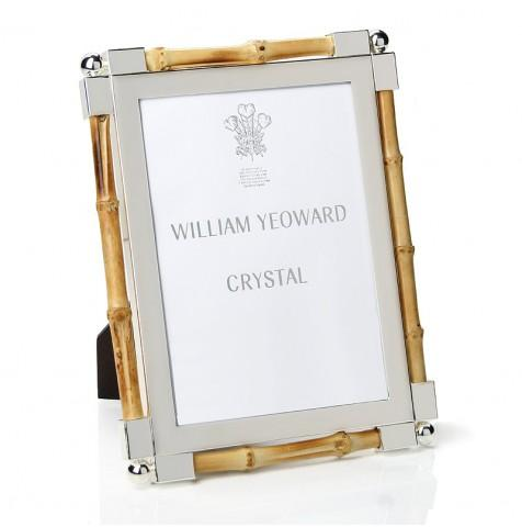 "William Yeoward Classic Bamboo Photo Frame  8"" X 10"" - Barnbury"