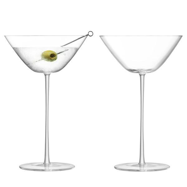Bar Culture Cocktail Glasses