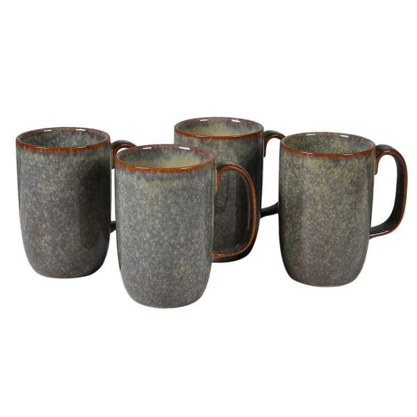 Set of 4 Falmouth Mugs - Barnbury