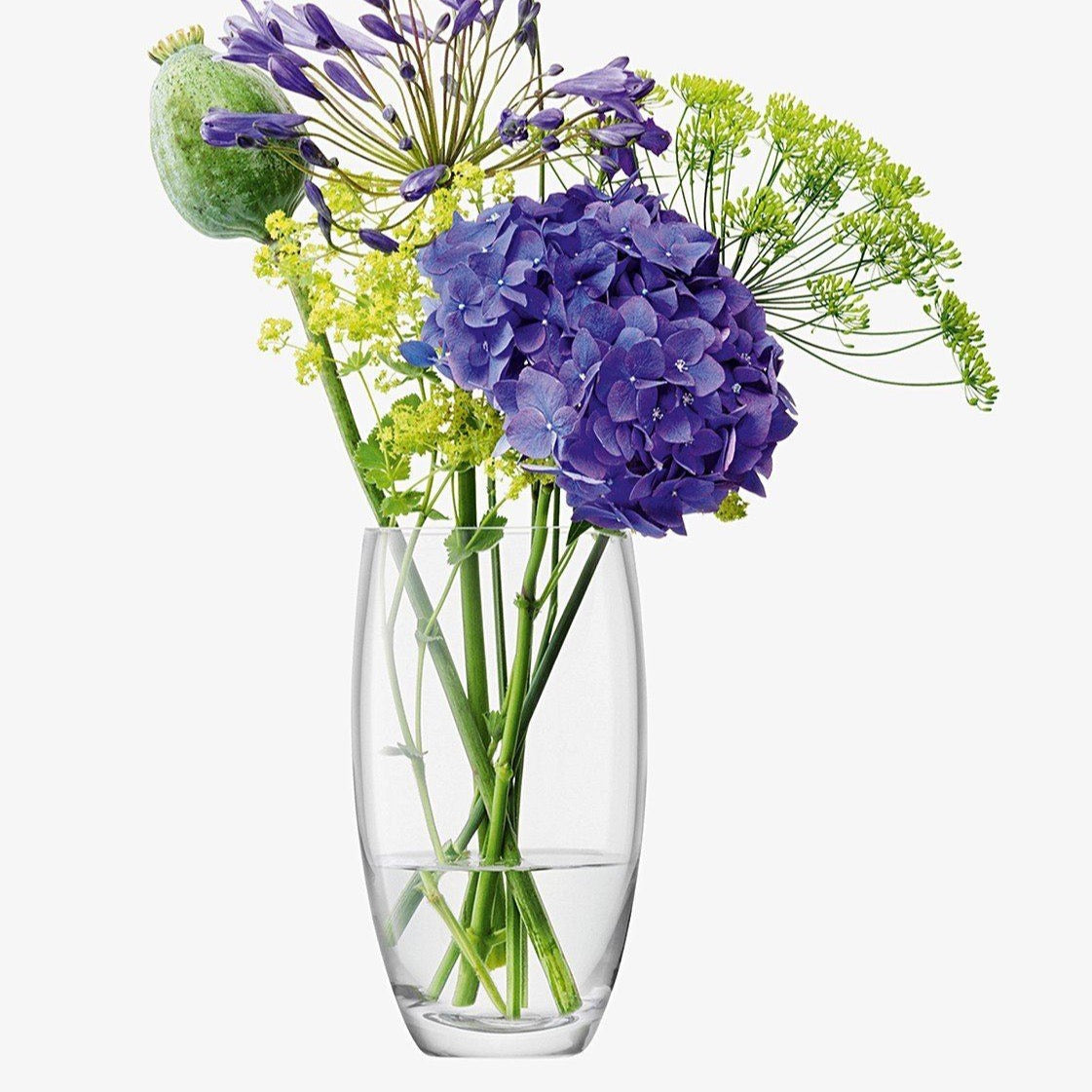 Flower Barrel Bouquet Vase