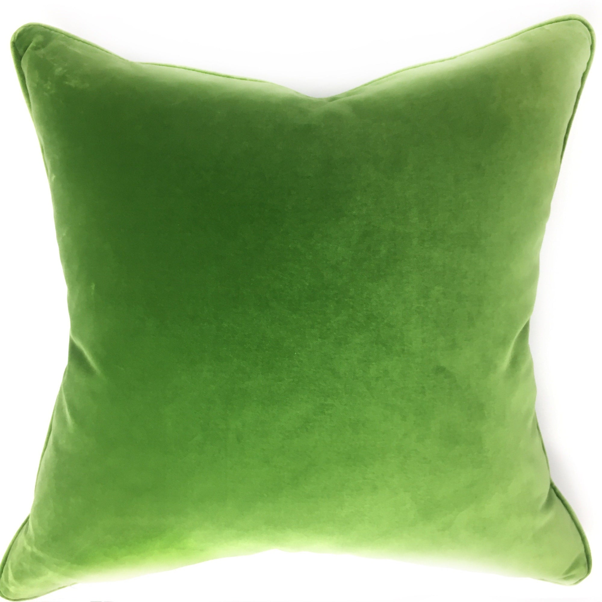 Apple Bollywood Velvet Cushion - Barnbury