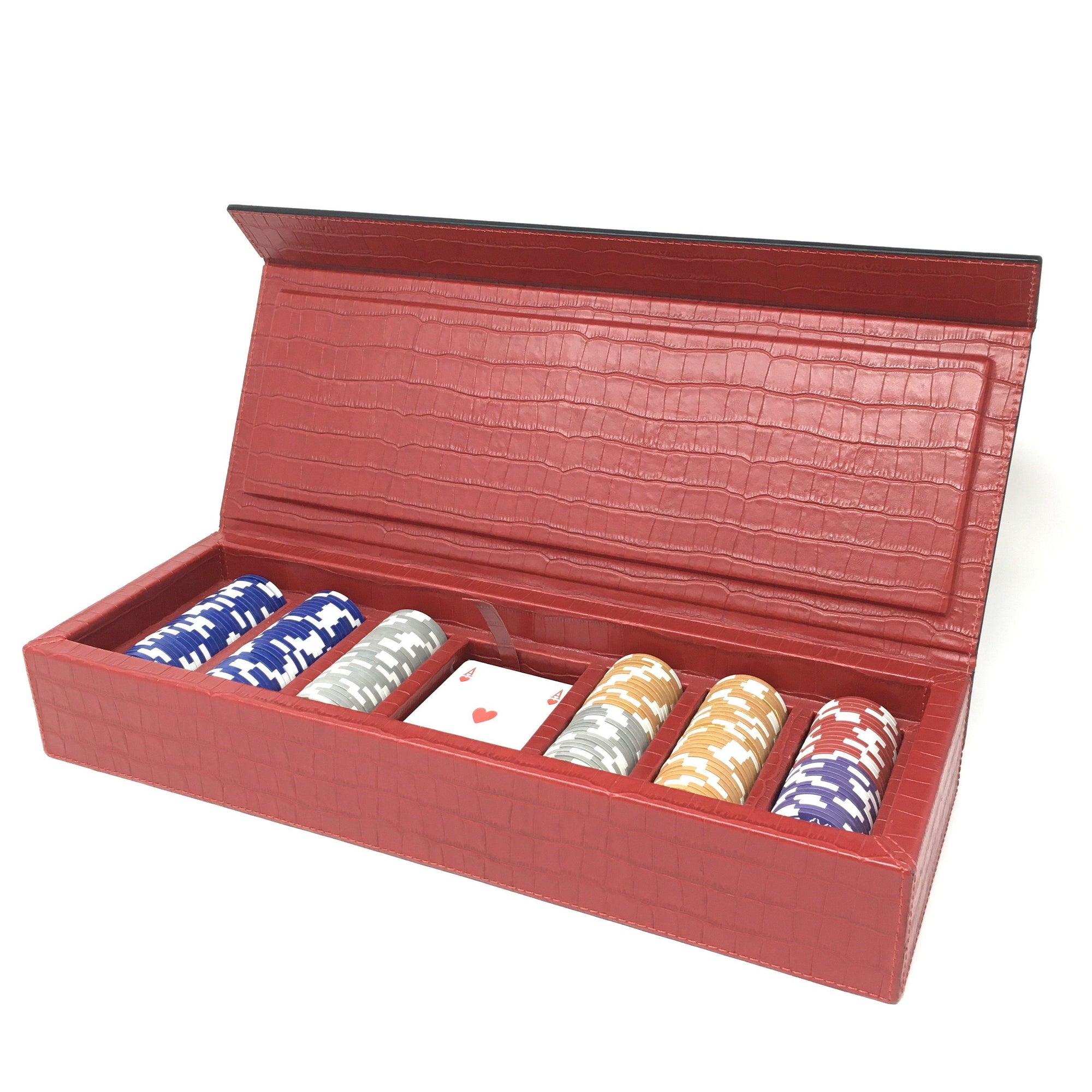 Handcrafted Poker Case - Barnbury