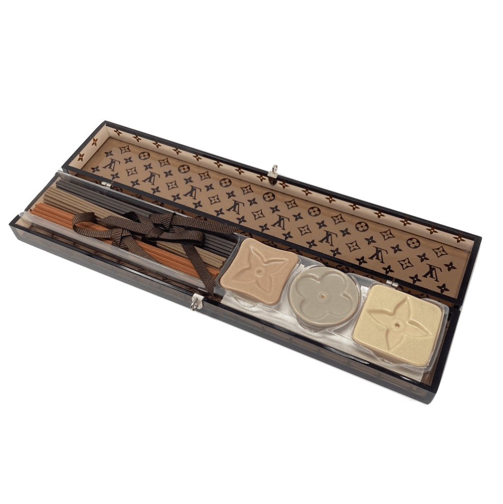 Extremely Rare Louis Vuitton Incense Set