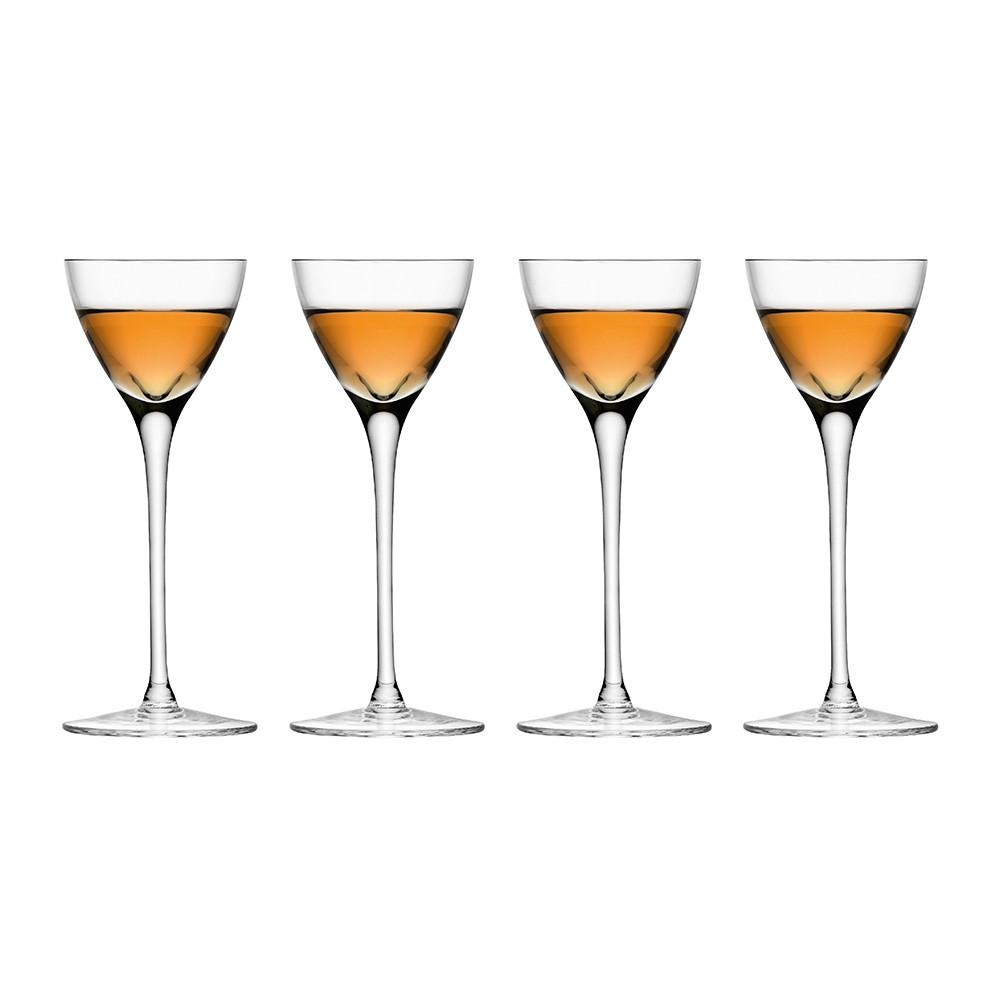 Bar Liqueur Glass x 4