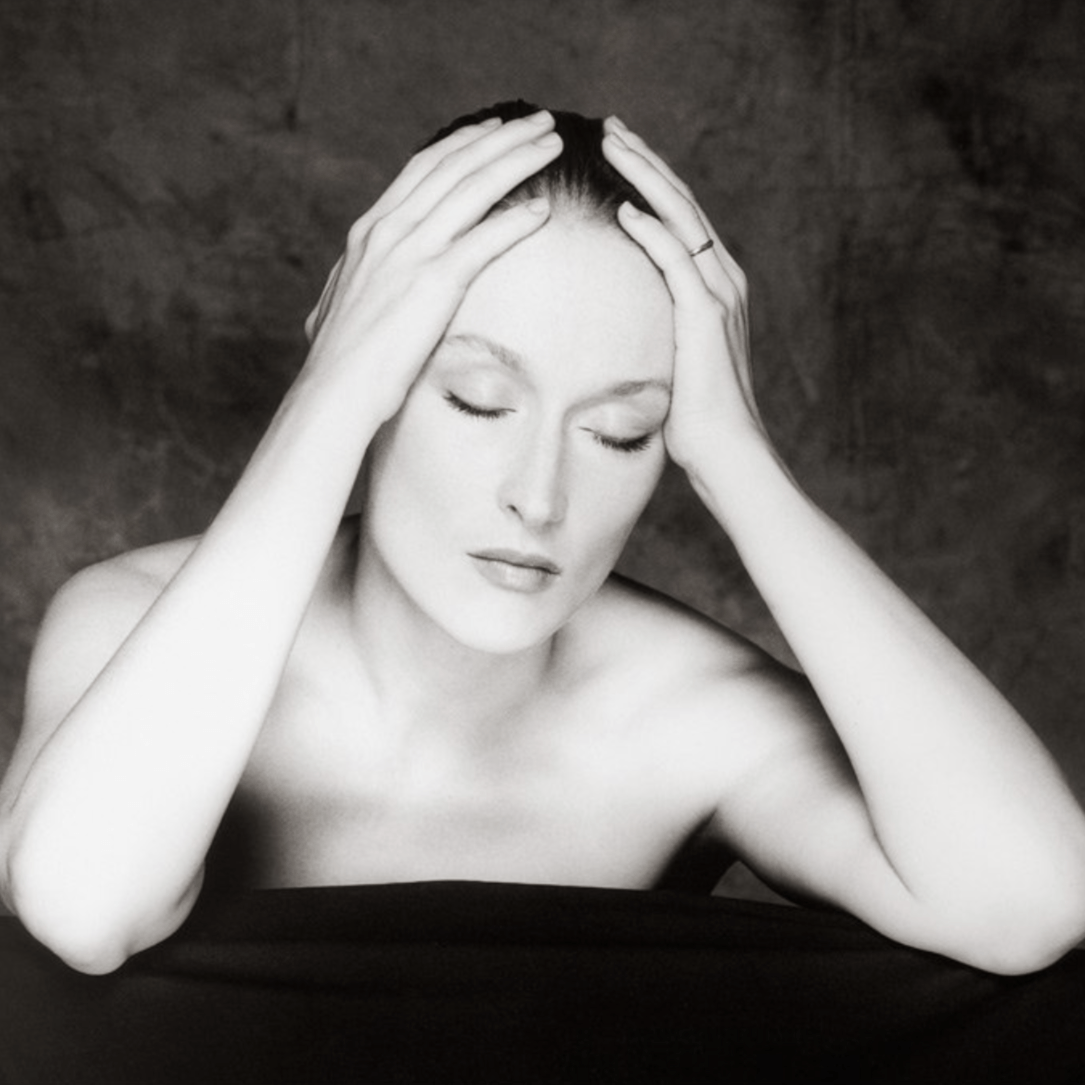 Brian Aris Photography - Meryl Streep Limited Edition