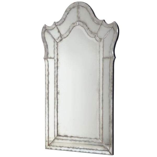 Place de la Concorde Antiqued Mirror - Barnbury