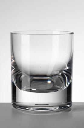 Acrylic Scotch Tumbler - Clear - Barnbury
