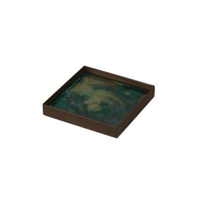 Small Malachite Tray - Barnbury