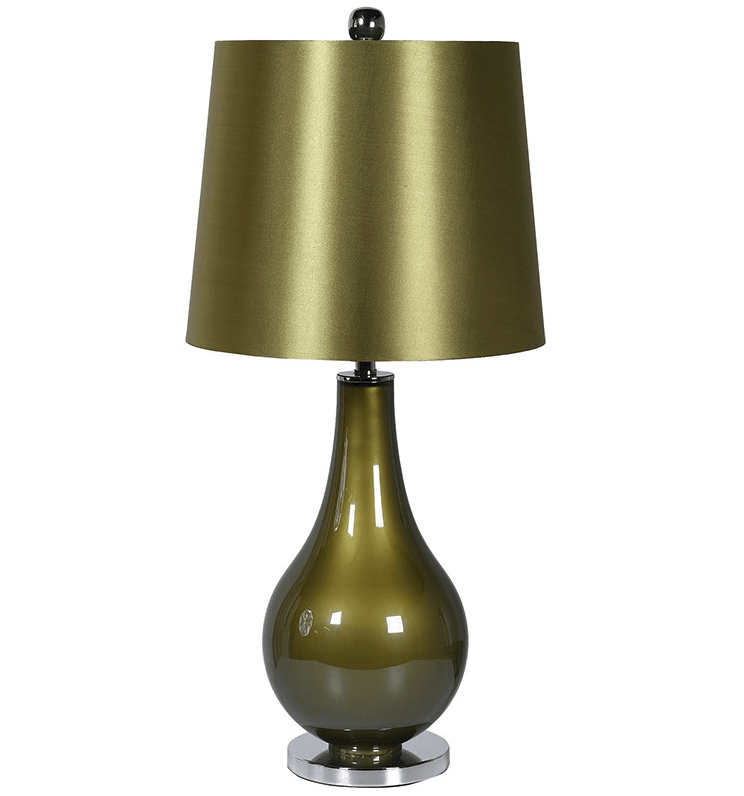 Sloane Table Lamp with Shade - Barnbury