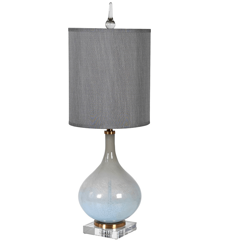 Anoushka Table Lamp with Shade - Barnbury