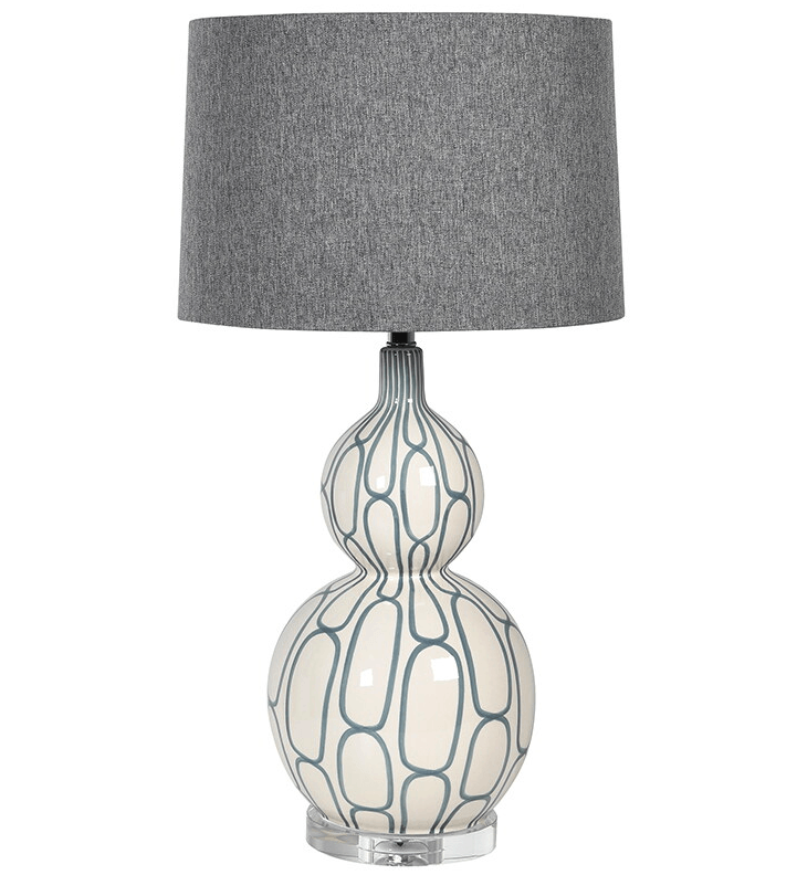 Erin Table Lamp with Shade - Barnbury