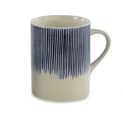 Hope Cove Tall Coffee Mug - Barnbury