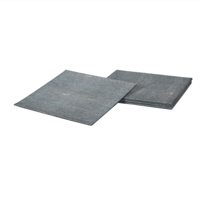 Set of 6 Faux Shagreen Placemats - Barnbury