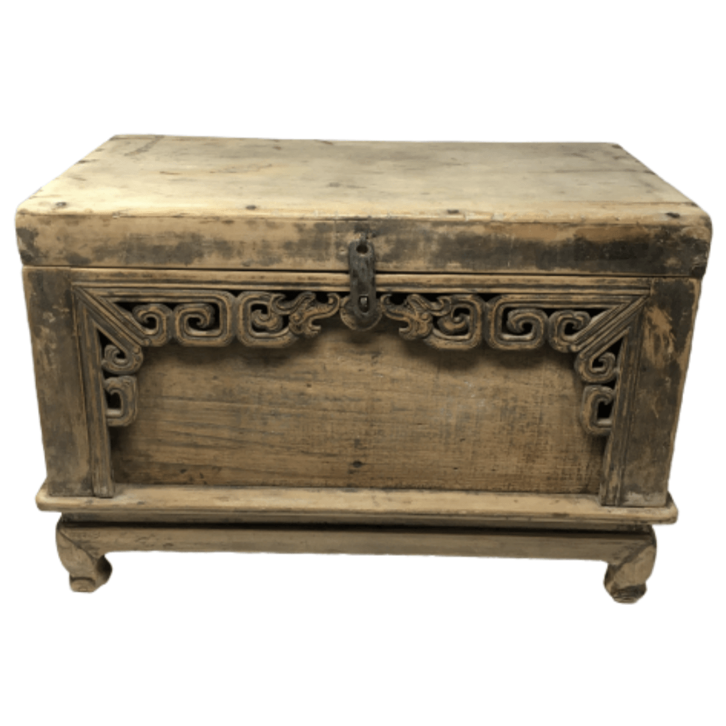Antique Chinese Chest from Shanxi - Barnbury