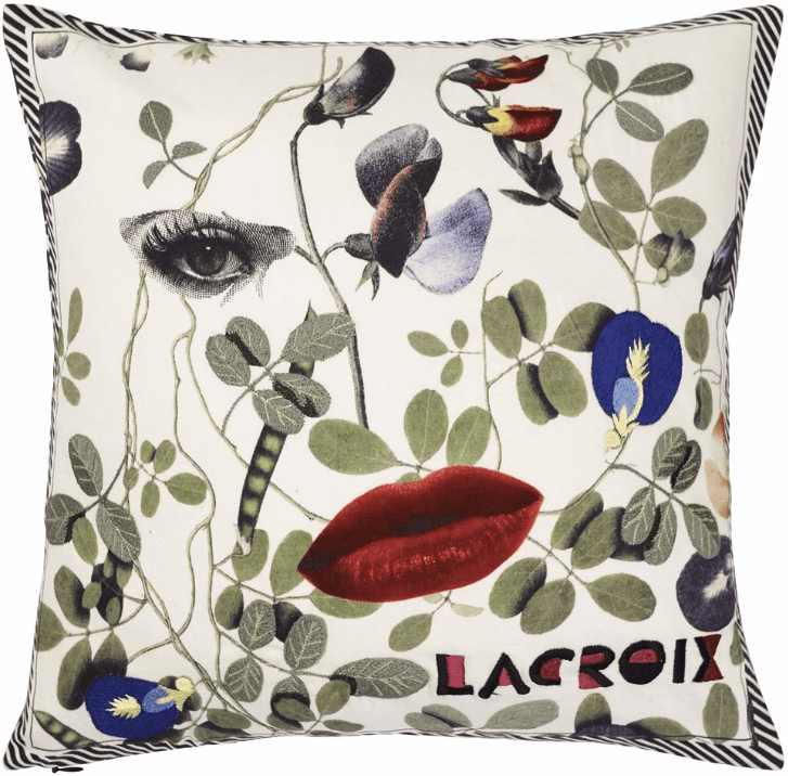 Christian Lacroix Dame Nature Printemps Cushion - Barnbury