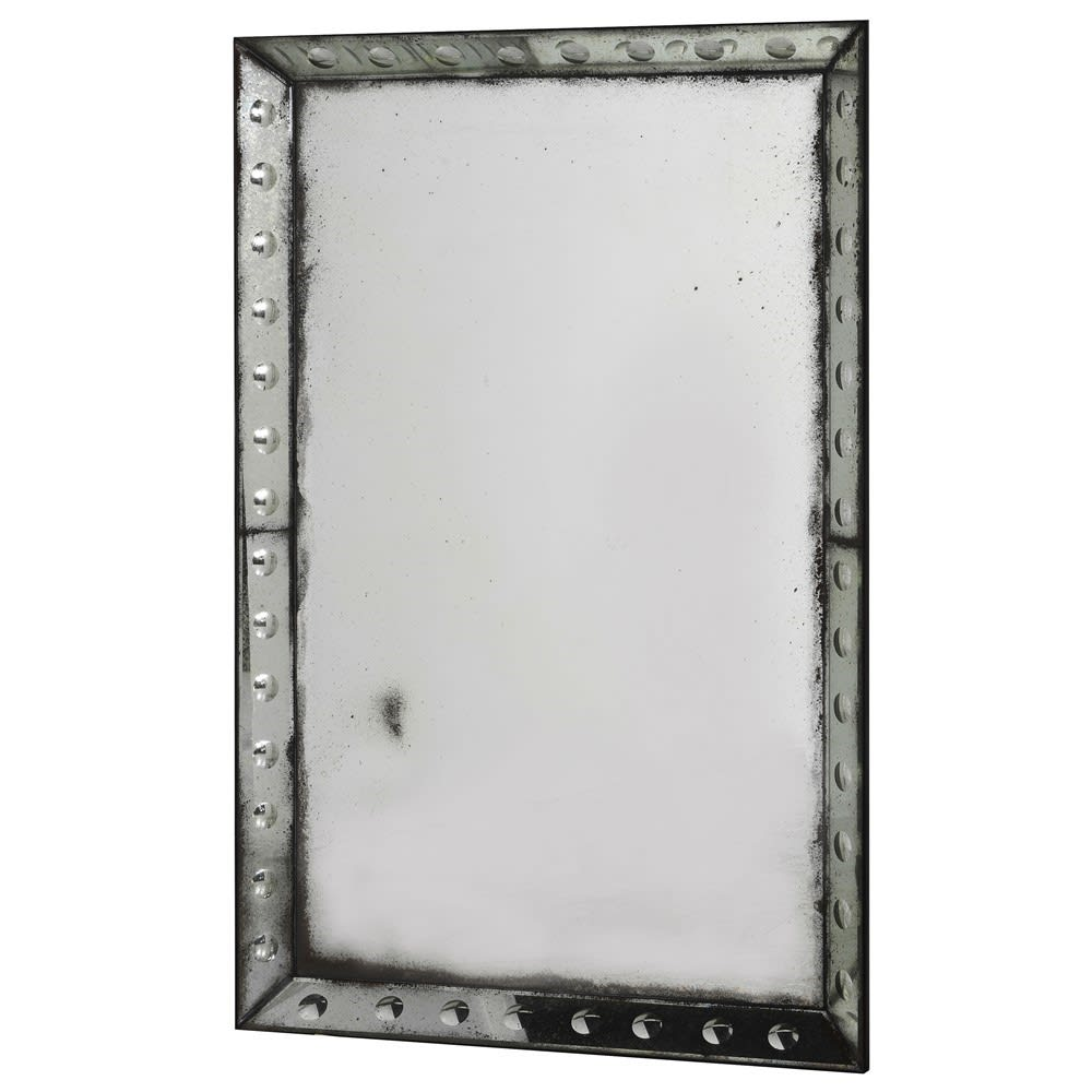 Sumner Antiqued Mirror - Barnbury