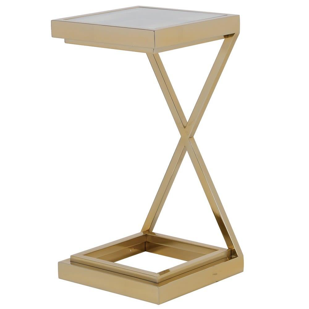 Crosby Side Table - Barnbury