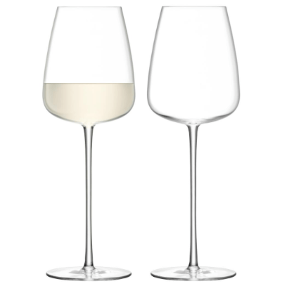 Wine Culture White Wine Glasses - Barnbury
