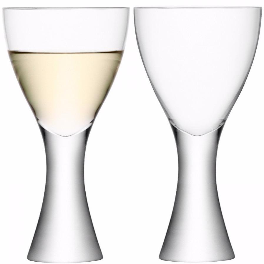 Elina White Wine Glasses - Barnbury