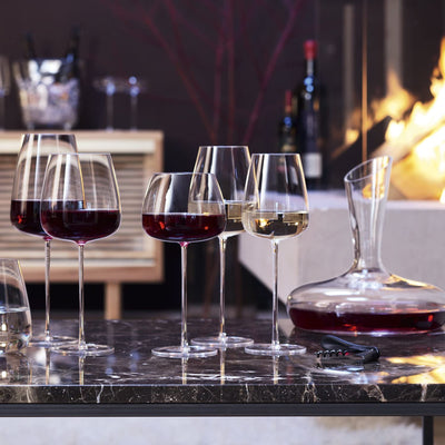 Wine Culture Red Wine Goblets - Barnbury