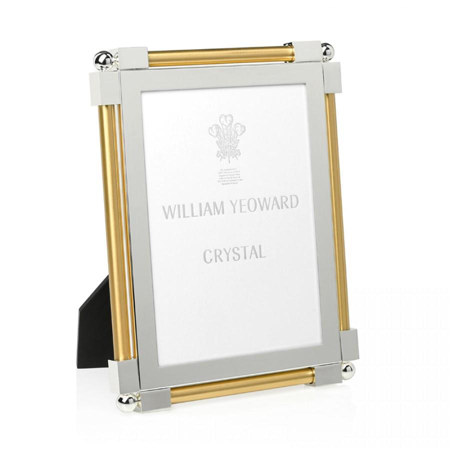 "William Yeoward Classic Gold Photo Frame 5"" x 7"" - Barnbury"