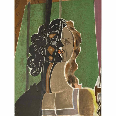 Georges Braque - Figure - Barnbury