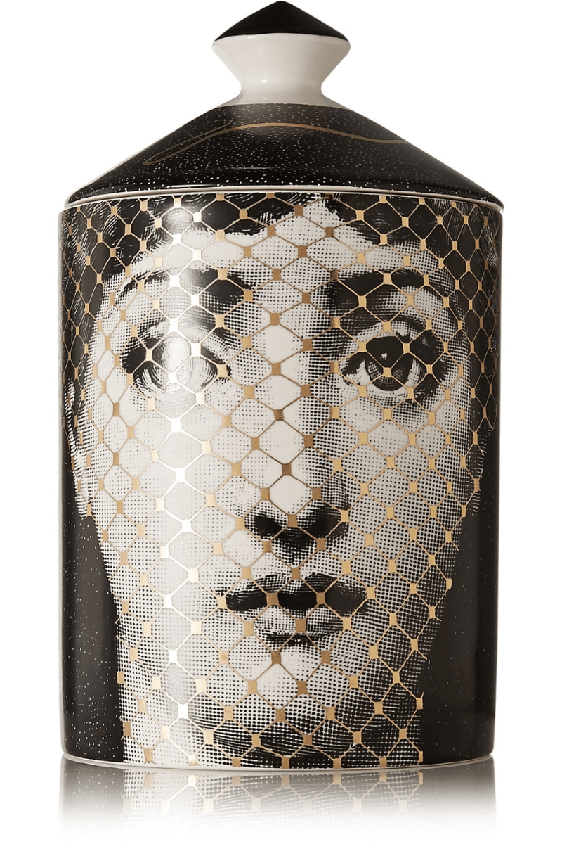 Fornasetti Golden Burlesque Scented Candle - Barnbury