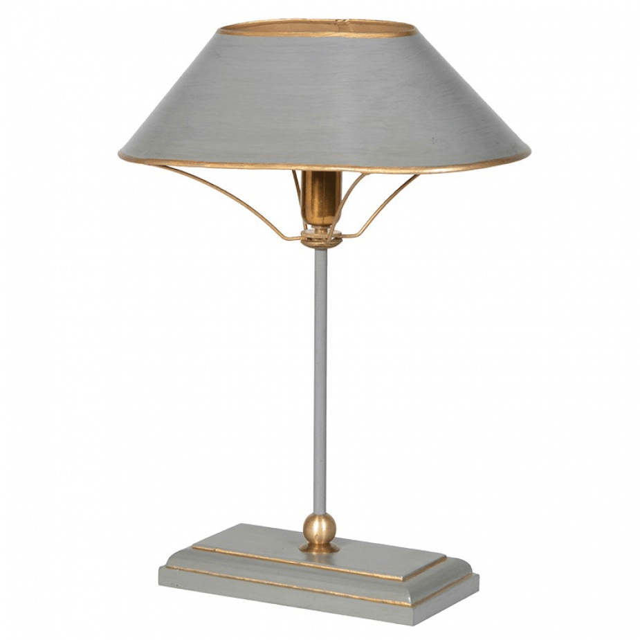 Sophie Table Lamp - Grey
