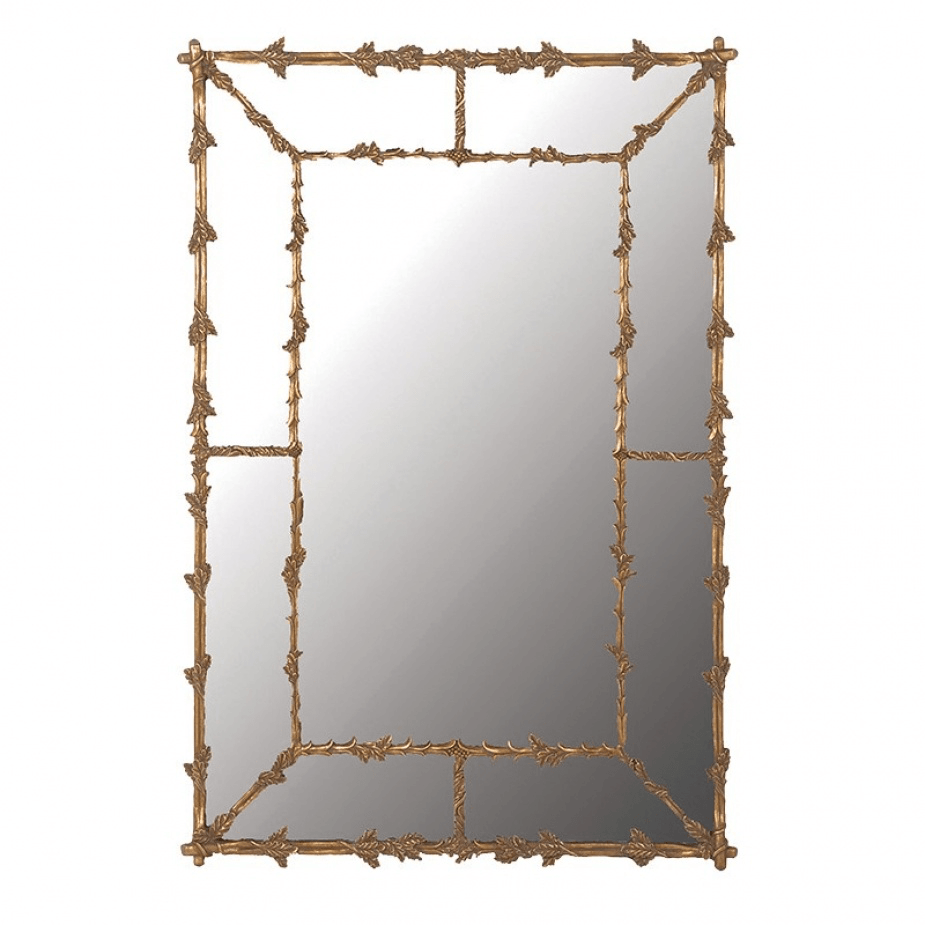 Quercus Gilt Mirror - Barnbury