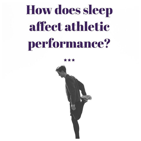 How does sleep (and CBD) affect athletic performance? | b. products