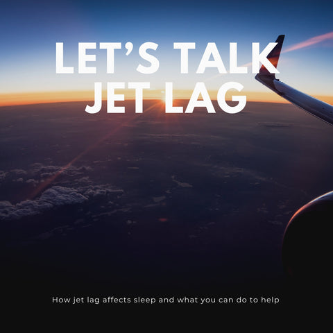 Let's talk jet lag | b. products