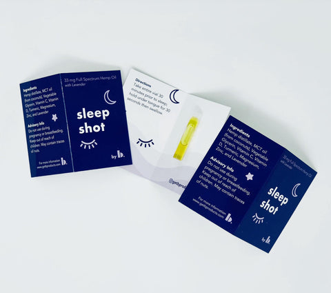 sleep shots by b. (4-pack) - #store_name# -