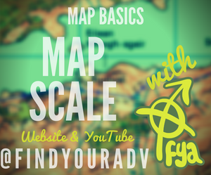Map Basics - Map Scale