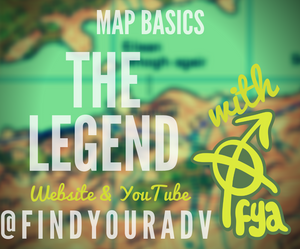 Map Basics - The Legend