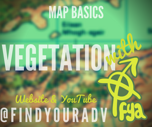 Map Basics - Vegetation