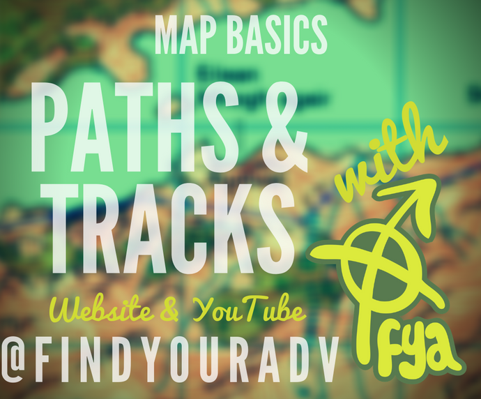 Map Basics - Paths & Tracks
