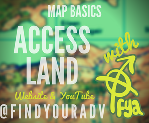 Map Basics - Access Land