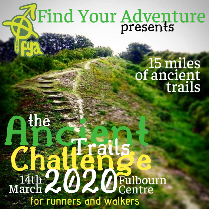 FYA Ancient Trails Challenge 14th March 2020