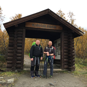 Hiking the Arctic Kungsleden in Swedish Lapland
