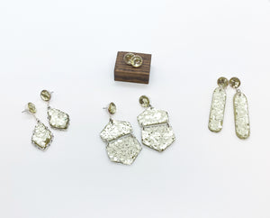Build Your Own - Glimmers of Light Earrings
