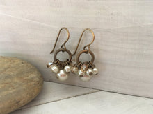 Small Pearl Earrings