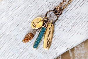 I am Strong Necklace
