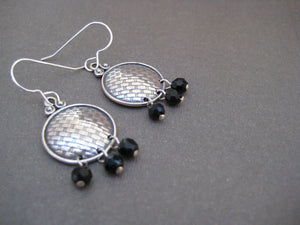 Small Sterling Silver Earrings