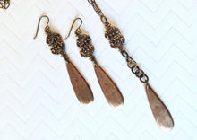 Primitive Teardrop Set