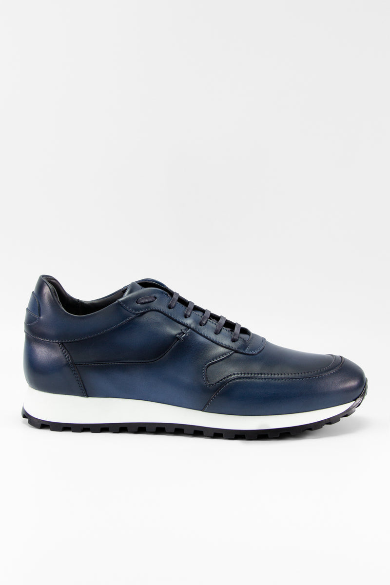SOHO meteorite-blue patina runners.