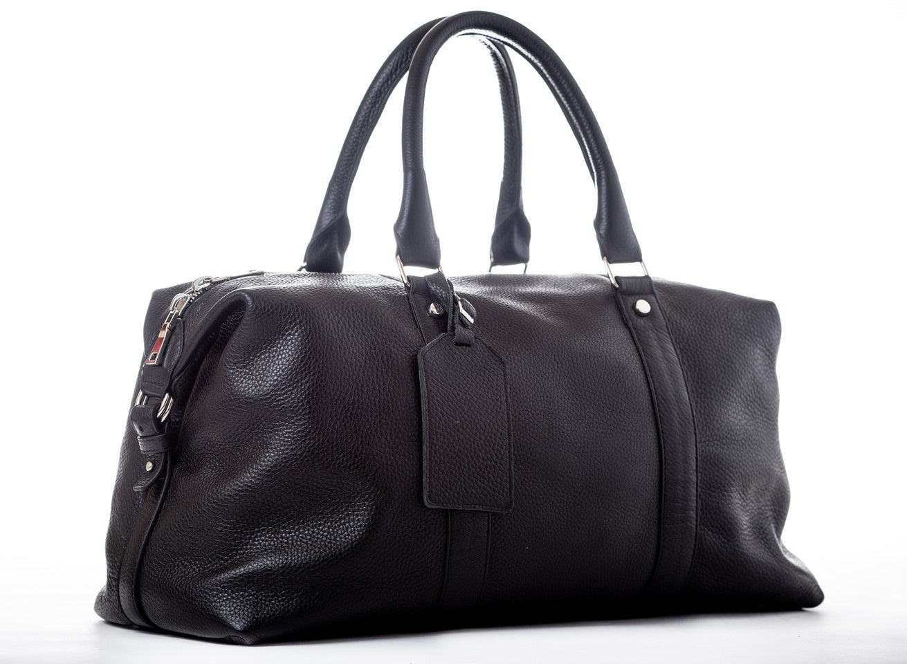 Morpheus Italian Leather Duffel